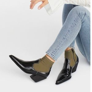 NEW Free People Jackson West Bootie